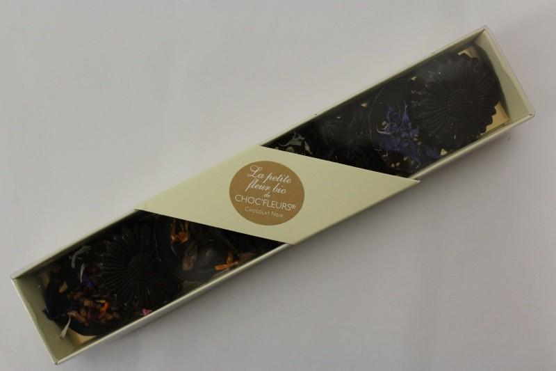 La petite fleur bio chocolat noir
